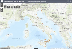 Italian Tsunami Effects Database (ITED)