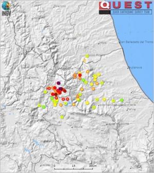 Rilievo macrosismico in EMS98 per la sequenza sismica in Italia Centrale: aggiornamento dopo il 18 gennaio 2017