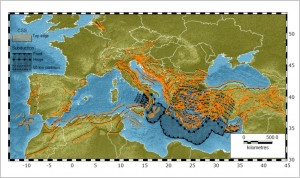 European Database of Seismogenic Faults (EDSF)