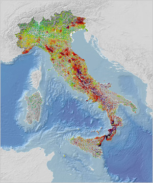 Database Macrosismico Italiano (DBMI15), versione 2.0