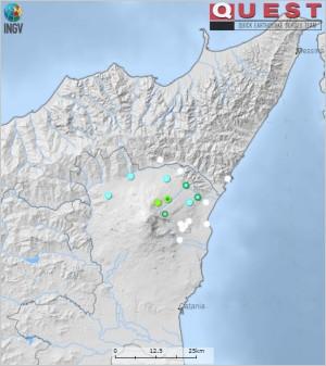 Rapporto macrosismico sul terremoto etneo del 8/12/2015 ore 10:28 locali